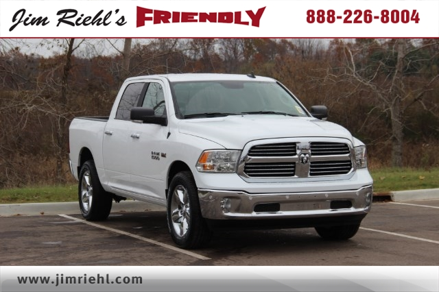 2018 Ram 1500 Crew Cab 4x4, Pickup #LD18D157 - photo 1