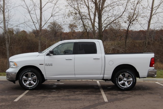 2018 Ram 1500 Crew Cab 4x4, Pickup #LD18D157 - photo 5