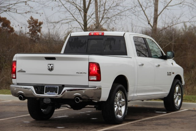 2018 Ram 1500 Crew Cab 4x4, Pickup #LD18D157 - photo 2