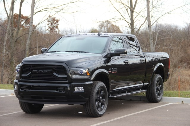2018 Ram 2500 Crew Cab 4x4 Pickup #LD18D169 - photo 3
