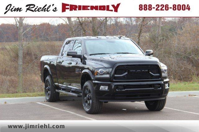2018 Ram 2500 Crew Cab 4x4, Pickup #LD18D169 - photo 21