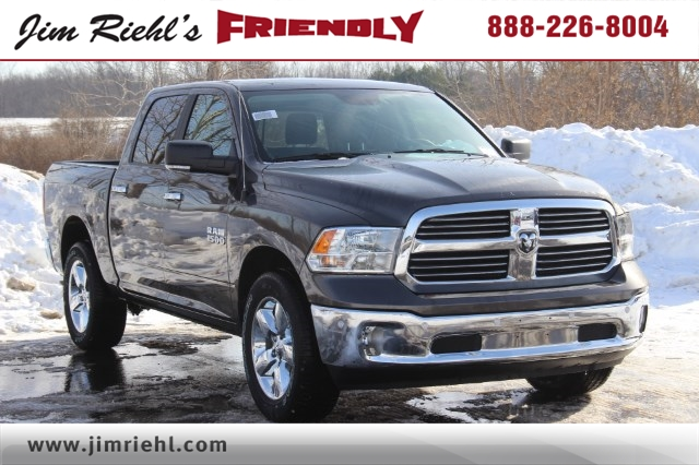 2018 Ram 1500 Crew Cab 4x4, Pickup #LD18D343 - photo 1