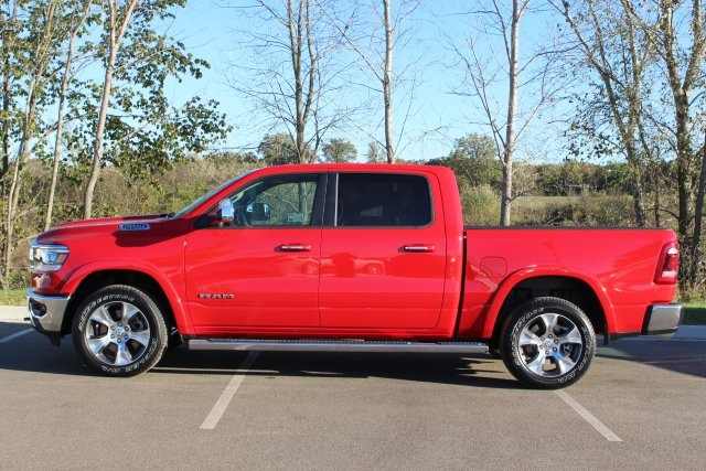 2019 Ram 1500 Crew Cab 4x4,  Pickup #LD18D350 - photo 5