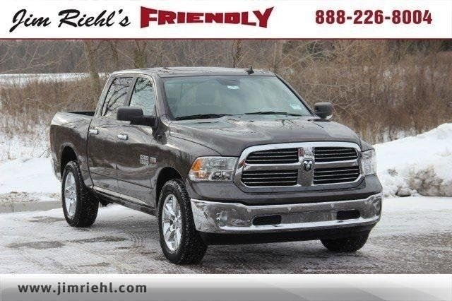 2018 Ram 1500 Crew Cab 4x4, Pickup #LD18D571 - photo 18