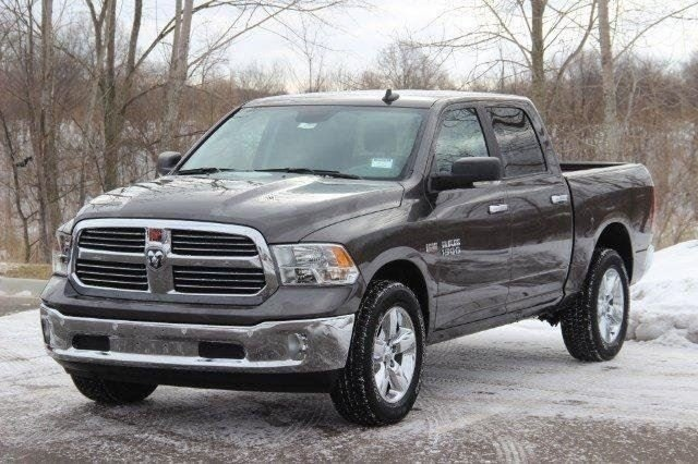 2018 Ram 1500 Crew Cab 4x4, Pickup #LD18D571 - photo 21