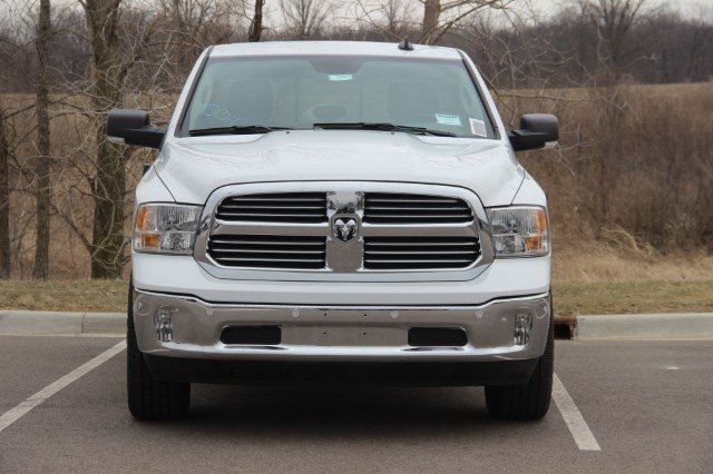 2018 Ram 1500 Crew Cab 4x4, Pickup #LD18D573 - photo 3