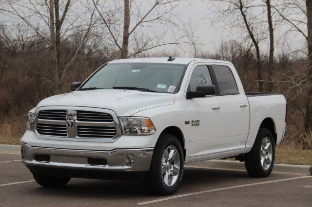 2018 Ram 1500 Crew Cab 4x4, Pickup #LD18D573 - photo 4