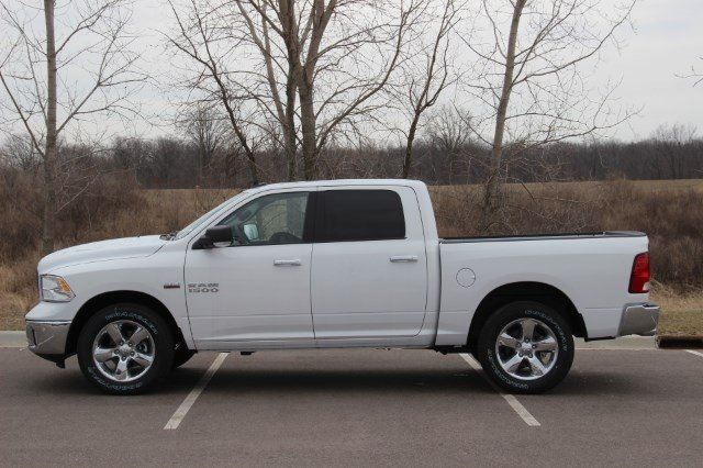 2018 Ram 1500 Crew Cab 4x4, Pickup #LD18D573 - photo 5