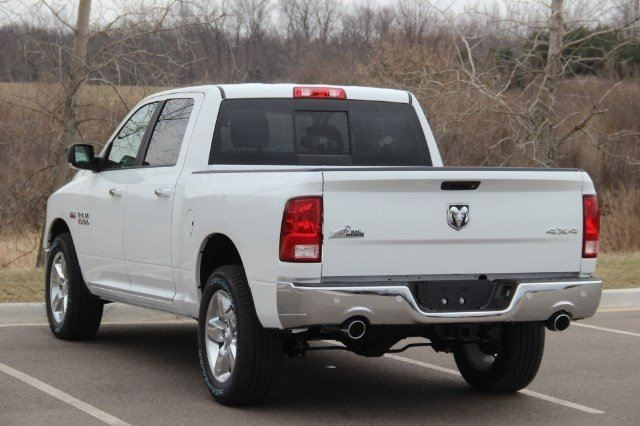 2018 Ram 1500 Crew Cab 4x4, Pickup #LD18D573 - photo 6