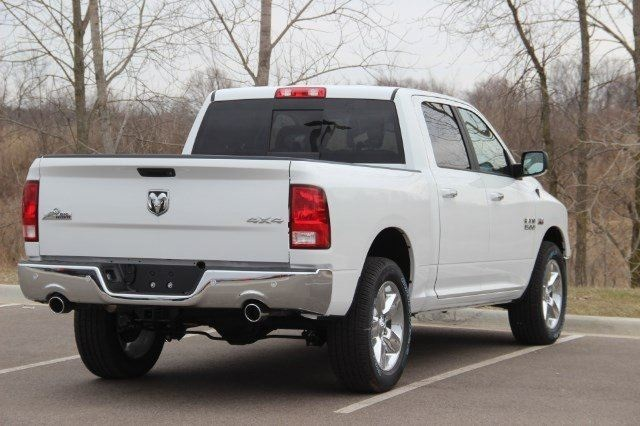 2018 Ram 1500 Crew Cab 4x4, Pickup #LD18D573 - photo 2