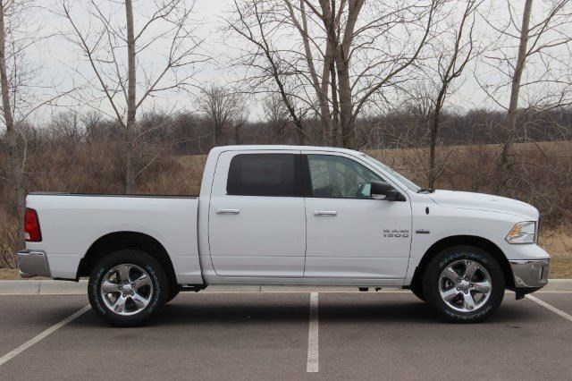 2018 Ram 1500 Crew Cab 4x4, Pickup #LD18D573 - photo 8