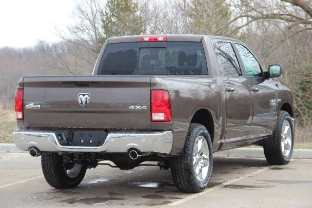 2018 Ram 1500 Crew Cab 4x4, Pickup #LD18D574 - photo 2