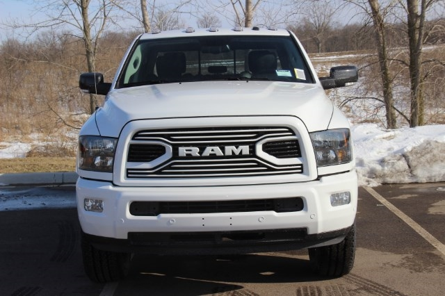 2018 Ram 2500 Crew Cab 4x4, Pickup #LD18D577 - photo 3