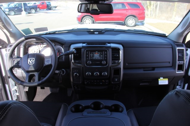 2018 Ram 2500 Crew Cab 4x4, Pickup #LD18D577 - photo 16