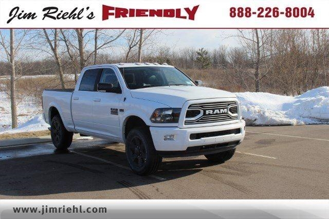 2018 Ram 2500 Crew Cab 4x4, Pickup #LD18D577 - photo 18