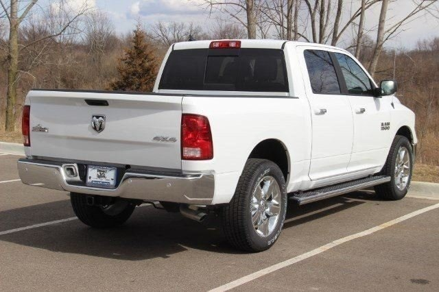 2018 Ram 1500 Crew Cab 4x4, Pickup #LD18D643 - photo 2
