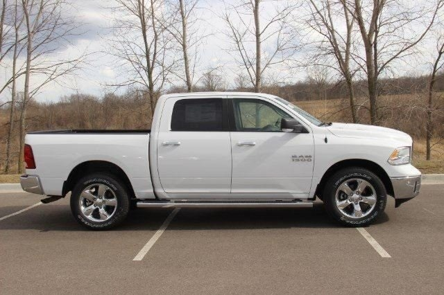 2018 Ram 1500 Crew Cab 4x4, Pickup #LD18D643 - photo 8