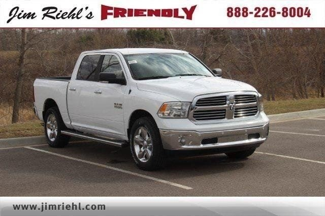 2018 Ram 1500 Crew Cab 4x4, Pickup #LD18D643 - photo 18