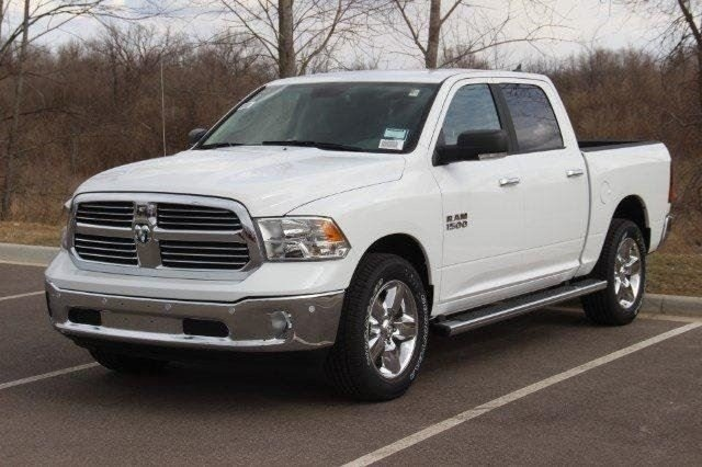2018 Ram 1500 Crew Cab 4x4, Pickup #LD18D643 - photo 21