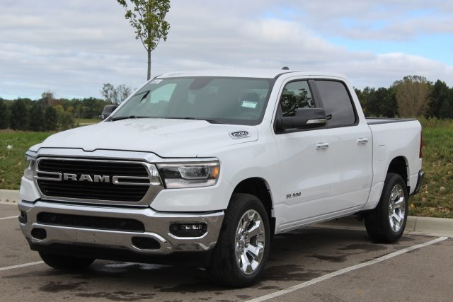 2019 Ram 1500 Crew Cab 4x4,  Pickup #LD19D287 - photo 4