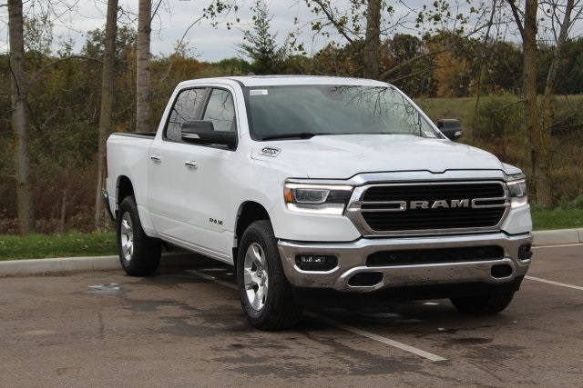 2019 Ram 1500 Crew Cab 4x4,  Pickup #LD19D313 - photo 1