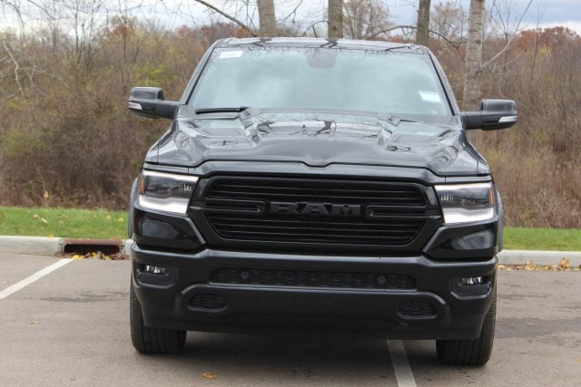 2019 Ram 1500 Crew Cab 4x4,  Pickup #LD19D358 - photo 3