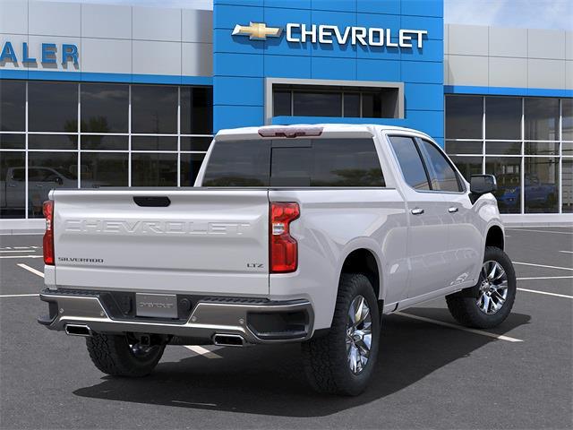 2021 Chevrolet Silverado 1500 Crew Cab 4x4, Pickup #210880 - photo 1