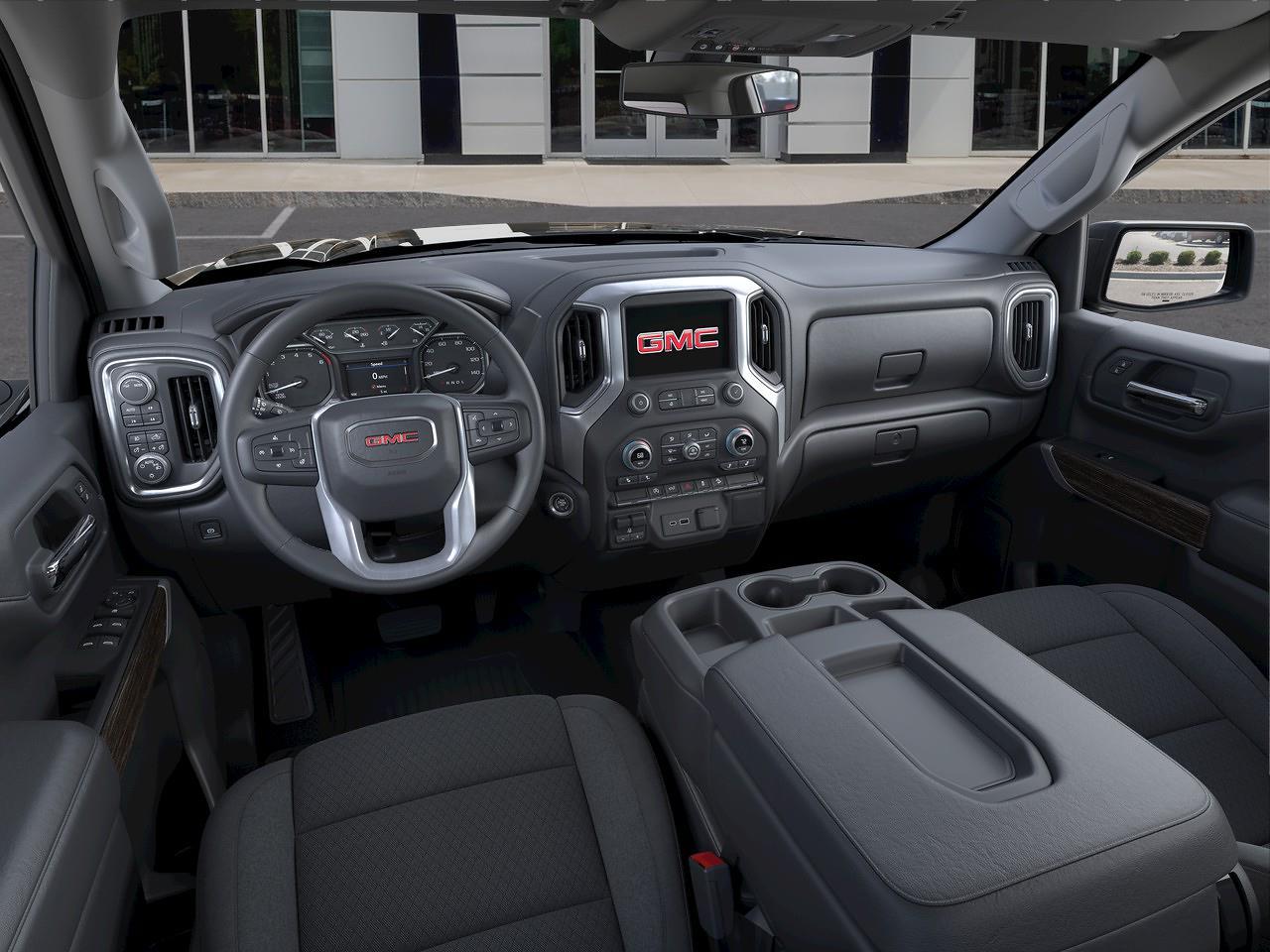 2021 GMC Sierra 1500 Double Cab 4x4, Pickup #ST21617 - photo 32
