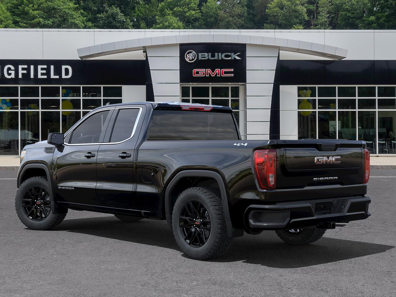 2021 GMC Sierra 1500 4x4, Pickup #ST21618 - photo 24