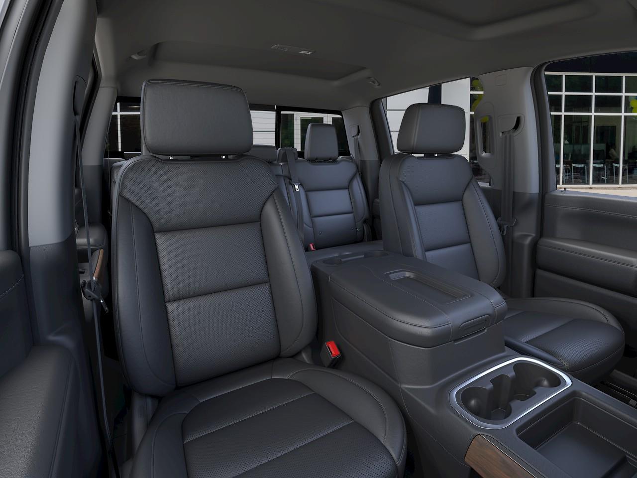 2021 GMC Sierra 2500 Crew Cab 4x4, Pickup #ST21619 - photo 33