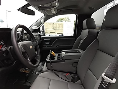 2017 Silverado 3500 Regular Cab DRW 4x4,  Reading Marauder Standard Duty Dump Dump Body #170881 - photo 3