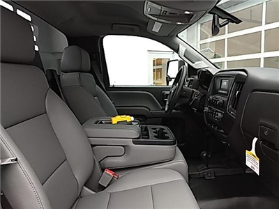 2017 Silverado 3500 Regular Cab DRW 4x4,  Reading Marauder Standard Duty Dump Dump Body #170881 - photo 10