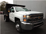 2017 Silverado 3500 Regular Cab DRW 4x4,  Reading Marauder Standard Duty Dump Dump Body #170881 - photo 4