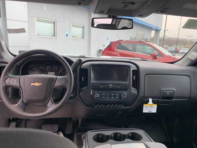 2019 Silverado 2500 Crew Cab 4x4,  Knapheide Service Body #190324 - photo 10