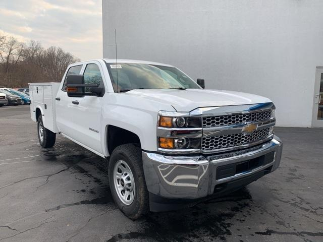 2019 Silverado 2500 Crew Cab 4x4,  Knapheide Service Body #190324 - photo 3