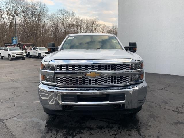 2019 Silverado 2500 Crew Cab 4x4,  Knapheide Service Body #190324 - photo 4