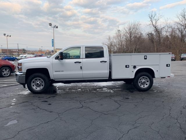 2019 Silverado 2500 Crew Cab 4x4,  Knapheide Service Body #190324 - photo 5