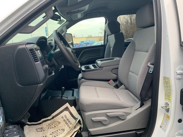 2019 Silverado 2500 Crew Cab 4x4,  Knapheide Service Body #190324 - photo 8