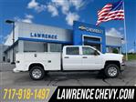 2019 Silverado 2500 Crew Cab 4x4,  Knapheide Service Body #190324 - photo 1