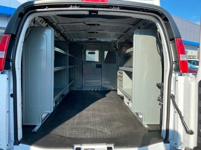 2020 Chevrolet Express 2500 4x2, Adrian Steel Upfitted Cargo Van #200499 - photo 1