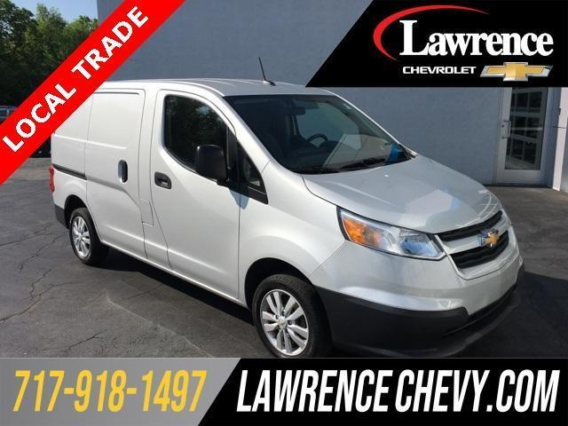 2017 Chevrolet City Express 4x2, Empty Cargo Van #2006631 - photo 1