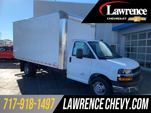 2020 Chevrolet Express 4500 DRW 4x2, Morgan Cutaway Van #201087 - photo 1