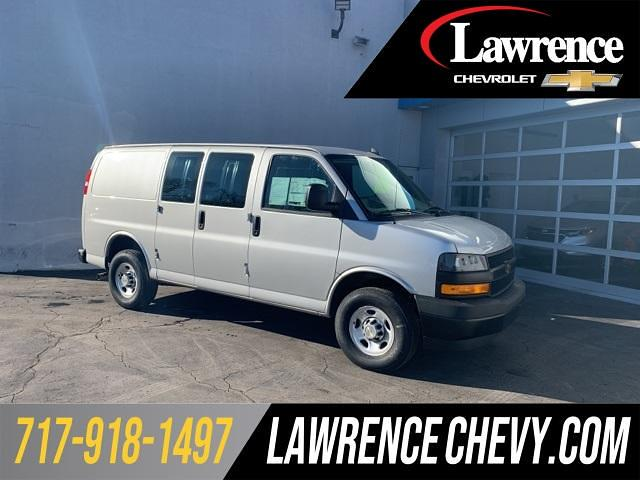 2021 Chevrolet Express 2500 4x2, Adrian Steel Upfitted Cargo Van #210436 - photo 1