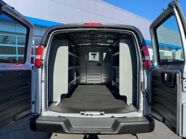 2021 Chevrolet Express 2500 4x2, Adrian Steel Upfitted Cargo Van #210534 - photo 1