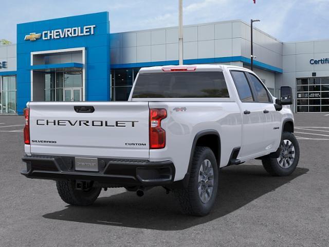 2021 Chevrolet Silverado 2500 Crew Cab 4x4, Pickup #210882 - photo 1