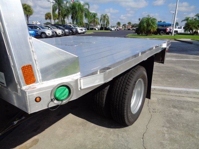 2016 Silverado 3500 Crew Cab 4x4, CM Truck Beds Platform Body #N6747 - photo 12