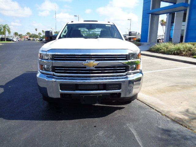 2016 Silverado 3500 Crew Cab 4x4, CM Truck Beds Platform Body #N6747 - photo 3