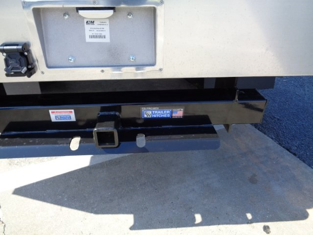 2016 Silverado 3500 Crew Cab 4x4, CM Truck Beds Platform Body #N6747 - photo 6