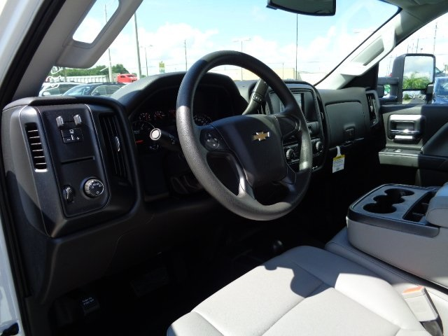 2016 Silverado 3500 Crew Cab 4x4, CM Truck Beds Platform Body #N6755 - photo 18