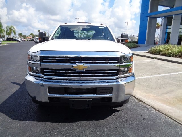 2016 Silverado 3500 Crew Cab 4x4, CM Truck Beds Platform Body #N6755 - photo 3